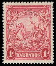 "BARBADOS 194 (SG249a) - King George VI ""Colonial Badge"" (pa50778)"
