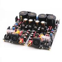 LM3886 Fully Balanced Power Amplifier Board 120W+120W HiFi Stereo 2-channel