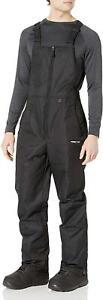 Arctix Mens 6XL Insulated 5k Waterproof Snowboard Ski Bib Pants Overall AB354