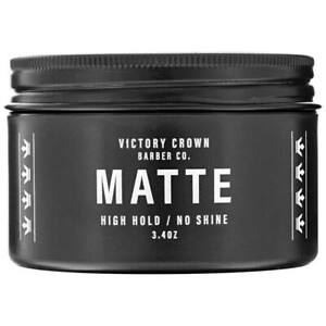 Victory Crown Barber Company MATTE Pomade, 3.4 oz