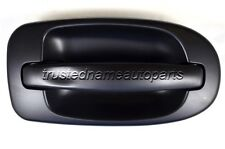 for Chevy Pontiac Outside Outer Exterior Sliding Door Handle Left Driver Rear