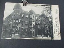 THE HOTEL HOLLAND Fishkill on Hudson, NY  1907 Postcard