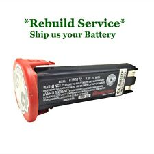 Snap-on 7.2V Battery CTB5172 REBUILD Service: WE REBUILD YOUR BATTERY
