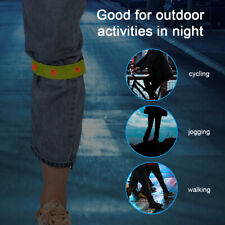 LED Armband Laufen Radfahren Joggen Sicherheit Licht Reflektierende Handgelenk