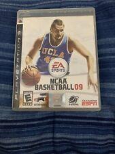 New listing NCAA Basketball 09 (Sony PlayStation 3, 2008)