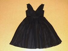 Cream Party Kleid schwarz  Gr. 38