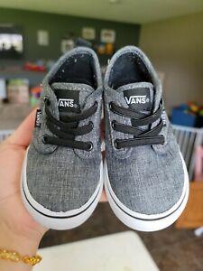 Vans Slip On Toddler Size 7