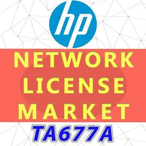 TA677A HP Dynamic Cap Mgmt EVA8400 Unlim LTU License E-Delivery