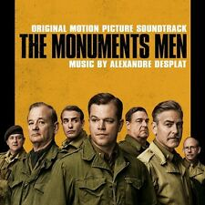 ALEXANDRE DESPLAT - MONUMENTS MEN/OST  CD NEW+