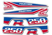 AMR Racing Honda TRX250R Fourtrax OEM Graphic Kit Quad Decal ATV Stickers USA