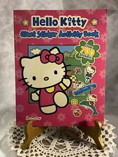 Sanrio Hello Kitty Giant Sticker Activity Book Over 700 Stickers