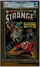 STRANGE ADVENTURES #222 CGC 6.5 1970 DC COMICS NEW ADAM STRANGE ADVENTURES OW PG