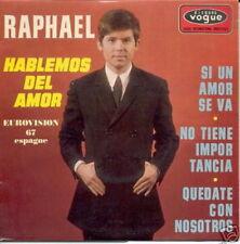 EUROVISION 1967 EP FRANCE RAPHAEL (2)