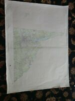 47x36 1979 Map of Fairfield County (North Half, Connecticut - Highway Department