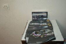 VOITURE COLLECTION LAMBORGHINI COUNTACH QVX 1/43 CAR DIE CAST FASCICULE HACHETTE