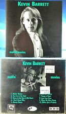 Kevin Barrett - Makin' Movies (CD, 1991, CHS Records, Canadian INDIE) MEGA RARE