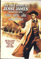The True Story Of Jesse James (Cinema Classics New DVD