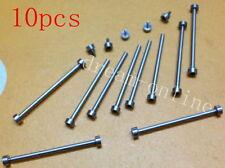 10pcs New Steel Screw for Aluminum LunaTik multi-touch watch band