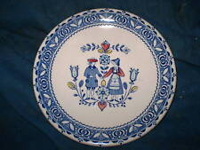 JOHNSON BROTHERS STAFFORDSHIRE HEARTS & FLOWERS DINNER PLATE ENGLAND