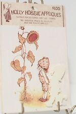Holly Hobbie Appliques for Decoupage Craft Use #2 Vintage New