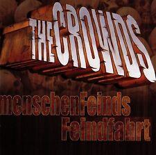 THE CROWDS - MENSCHENFEINDS FEINDFAHRT CD (2007) PUNK AUS MÜNCHEN