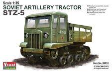 Vulcan 1/35 #56010 Soviet Artillery Tractor STZ-5