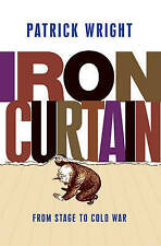 Iron Curtain: From Stage to Cold War-ExLibrary