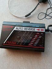 Uher Tramp 5, tragbarer Kassettenrecorder/Radio (Walkman) - für Bastler