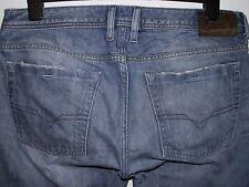 Diesel zathan bootcut jeans wash 0802E W34 L30 (a2476)