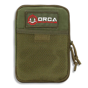 Orca Tactical MOLLE Gadget EDC Utility Waist Belt Pouch Small Tool Organizer Bag
