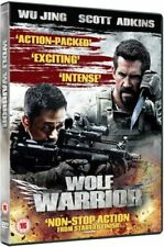 WOLF WARRIOR DVD [UK] NEW DVD