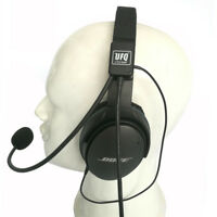 UFQ AV Mike-2 aviation headset microphone suit for  Bose QC25,QC35 good quality