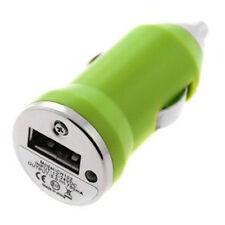 Universal Mini Dual 2 puertos 12v USB coche adaptador del cargador para Iphone