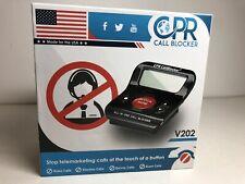 Cpr Call Blocker V202 Block Unwanted Telemarketer Robo Call 1000 Number Capacity
