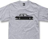 T-shirt for classic saab 90 fans Lumikko 80's car classic tshirt