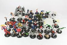 Heroclix Arkham Asylum 53 Figures (42 Different) Ares Scarlet Witch Quicksilver