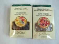 Earth Scents Incense Cones 2 Variety Packs of 20