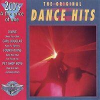 Original Dance Hits (several Maxis) Flirts, Divine, Evelyn Thomas, Kell.. [2 CD]