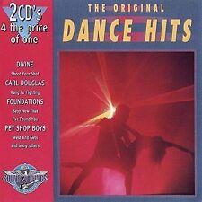 ORIGINALE Dance Hits (several Maxis) flirtiamo, divine, Evelyn Thomas, feature [CD DOPPIO]