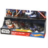 Mattel Star Wars Hot Wheels 1:64 Character Car 5 Pack