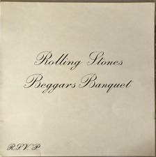 THE ROLLING STONES - Beggars Banquet (LP) (VG+/VG-)
