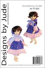 """Something Sweet Dress, Bonnet & Bloomers Pattern10"""" Bjd Berdine Creedy"""