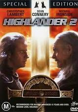 Highlander 2 Special Edition 2-Disc Set  Region 4 DVD In VGC