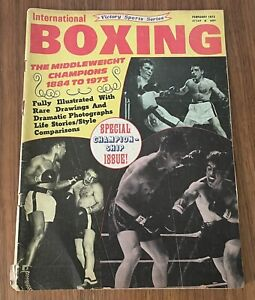 International Boxing Magazine Special Championship Issue (February, 1973)