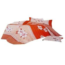 Cherry Linen Comforter 4 Piece Set (01) (Multicolor)