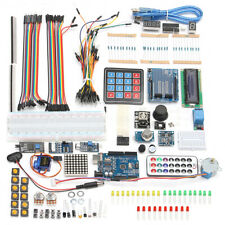 Starter KIT Básico Mini with Arduino UNO R3 Compatible LCD1602 PIR RTC DHT11