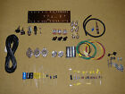 5E3 TWEED DELUXE  GUITAR AMP PARTS KIT, Switchcraft, Mallory, Carbon Comp for sale