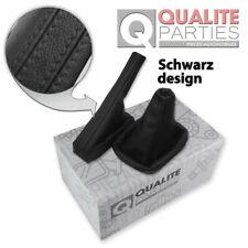SCHALTSACK SCHALTMANSCHETTE + HANDBREMSSACK VW GOLF 3 III VENTO (91-98) SCHWARZ