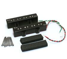 Genuine Fender N3 Noiseless Jazz J Bass Pickups 099-3117-000