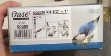 "OASE  nozzle kit 1/2"" + 1"" #50089"